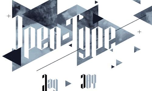 3 Fracmetrica Font