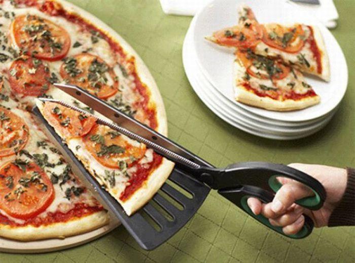 Creative Pizza Cutter
