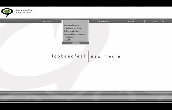 Look and Feel New Media