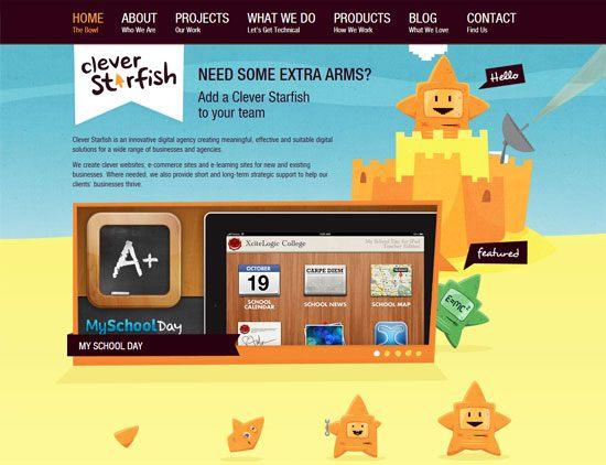 Clever Starfish