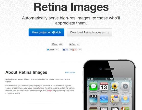 Retina Images