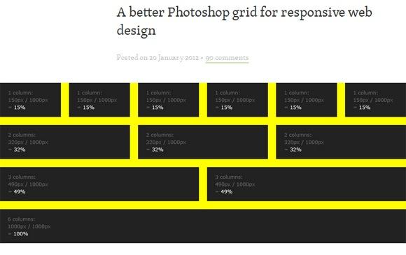 a better photoshop grid rwd