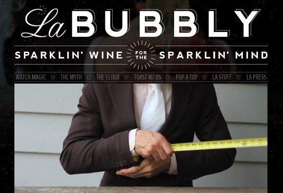 la bubbly