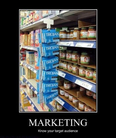 marketing know your audience