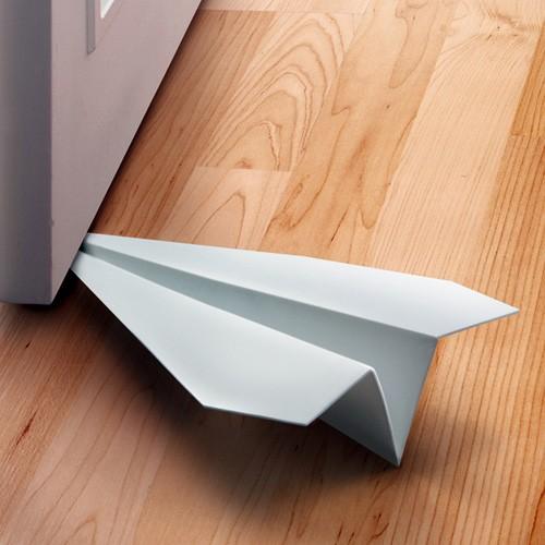 airplane-doorstop