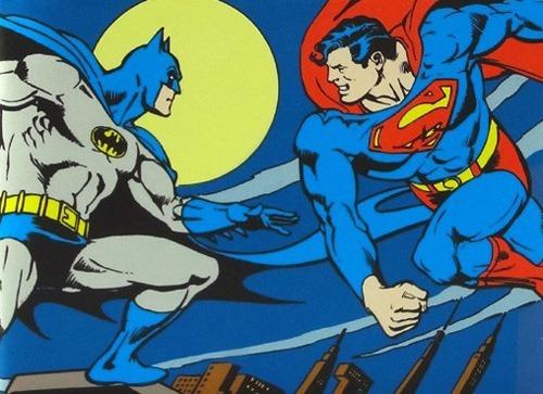 Batman Vs Superman Comic Characters